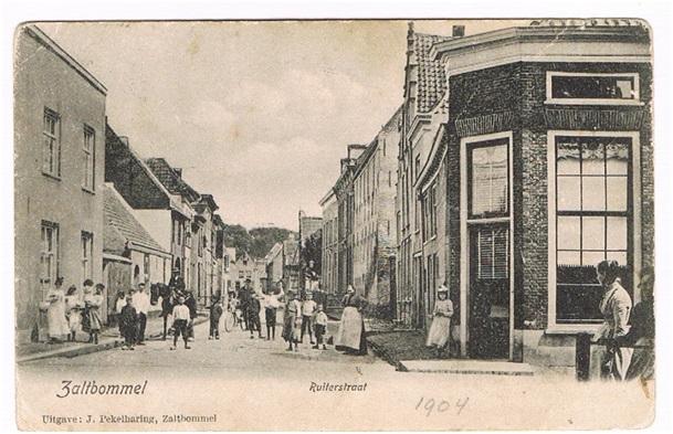 huis van de slager hoek ruiterstraat