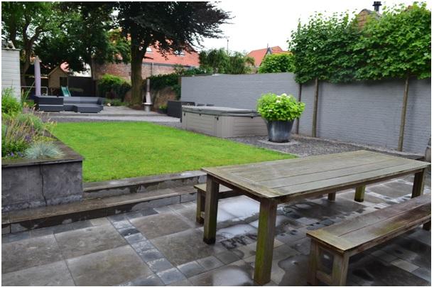 Beautiful tuin familie van der waal with tuin verbouwen for Tuin renoveren tips