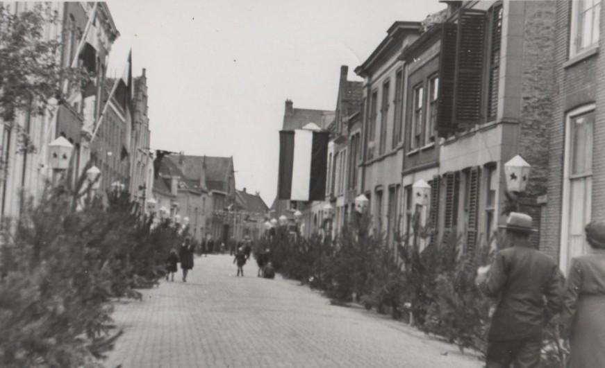 1100 jarig bestaan Zaltbommel sept 1950