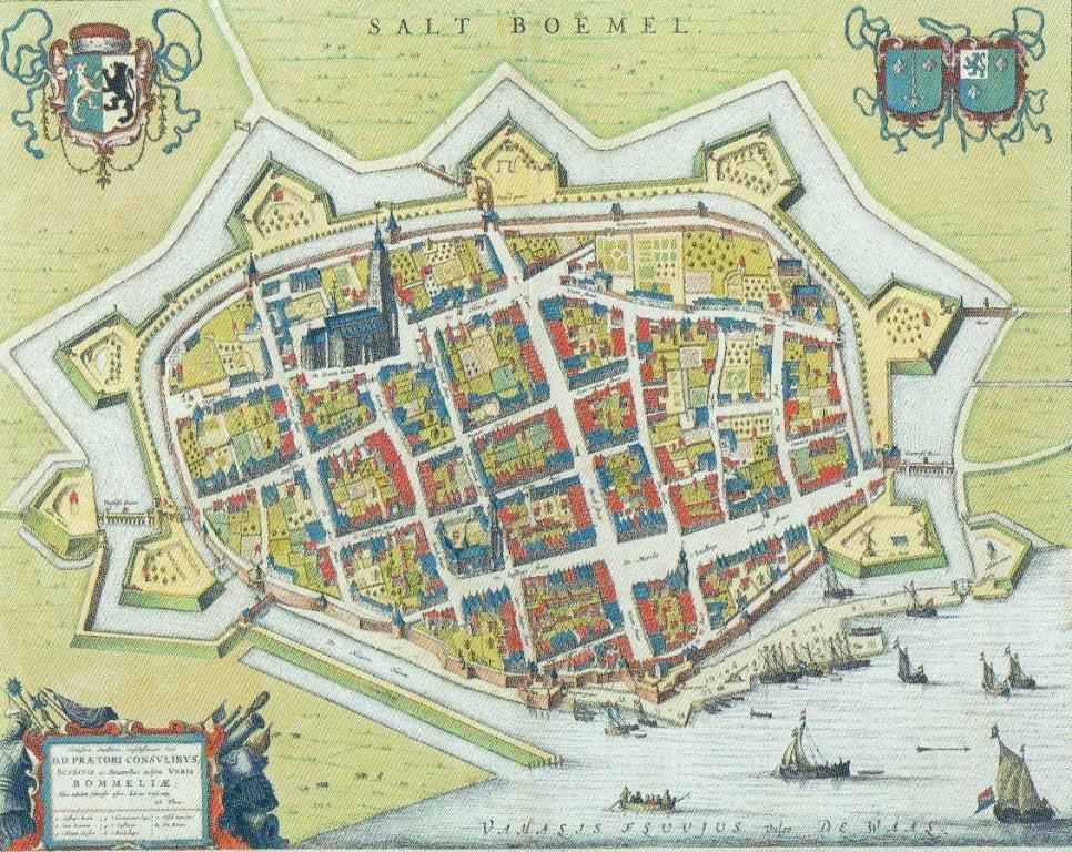 2e stadsplattegrond