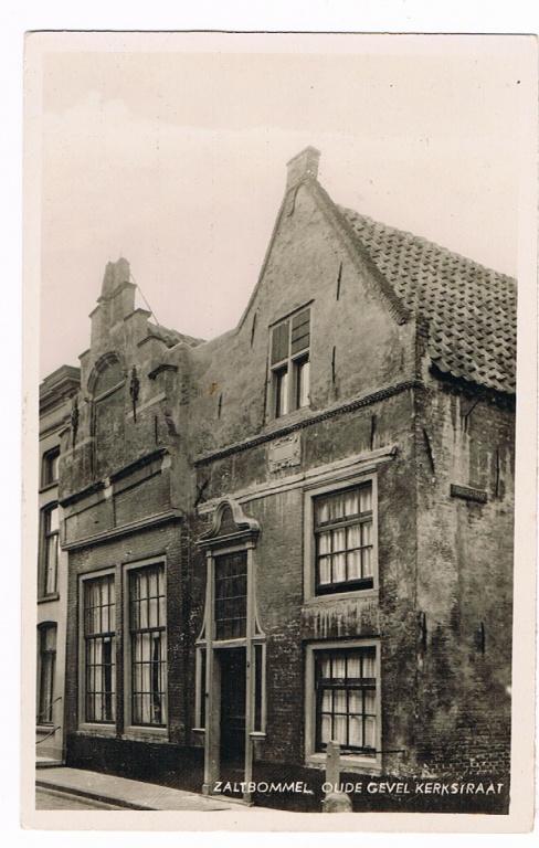 Hoek Ruiterstraat Kerkstraat