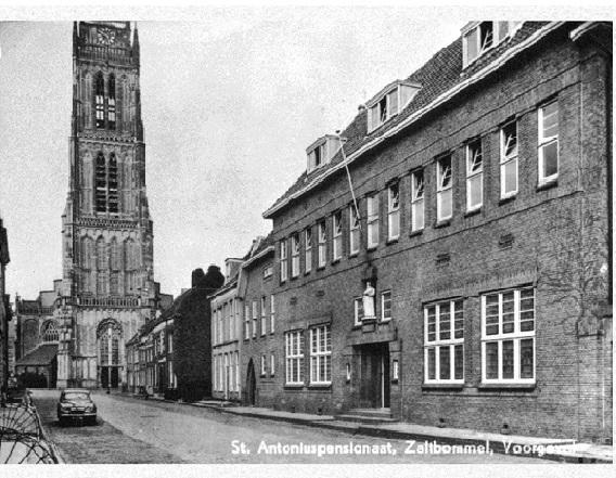 klooster in nieuwstraat