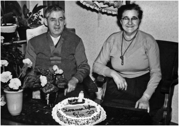 rijnhout 30 jaar getrouwd