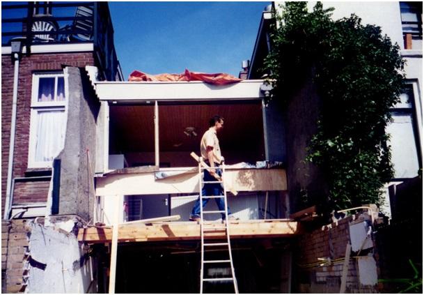 aanbouw 1995