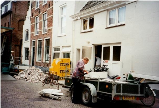 verbouwing in 1995