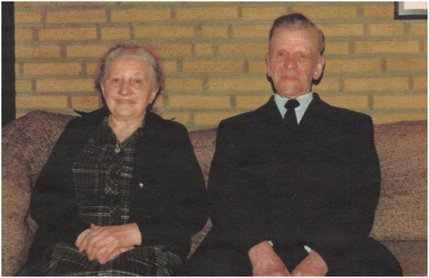 echtpaar van Hees