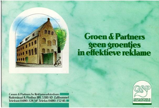 groen en partners reclame