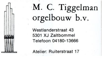 mc tiggelman