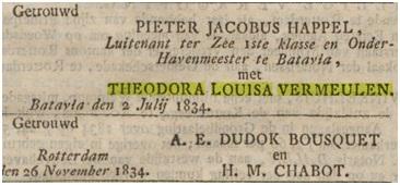 theodora louise