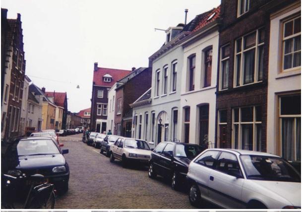 ruiterstraat auto s rond 1985