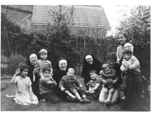 kinderen in de tuin ruiterstraat 10