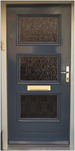 deur ruiterstraat 4