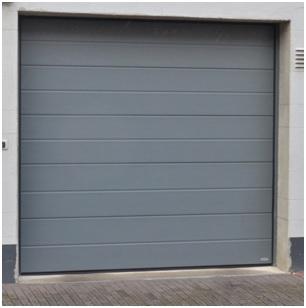 garagedeur ruiterstraat 2-4