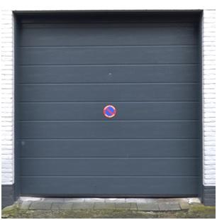 garagedeur ruiterstraat 31
