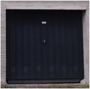 garagedeur ruiterstraat 33
