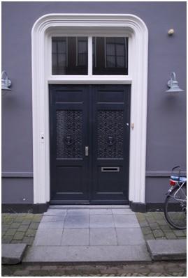 overzicht deur ruiterstraat 15-17