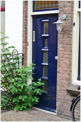 overzicht deur ruiterstraat 9