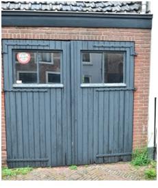 overzicht garagedeur boschstraat 51