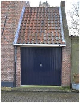 overzicht garagedeur de trippen