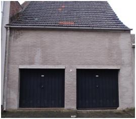 overzicht garagedeur ruiterstraat 33