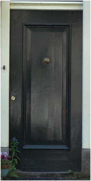 voordeur ruiterstraat 16