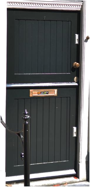 voordeur ruiterstraat 29