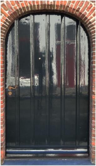 voordeur ruiterstraat 8