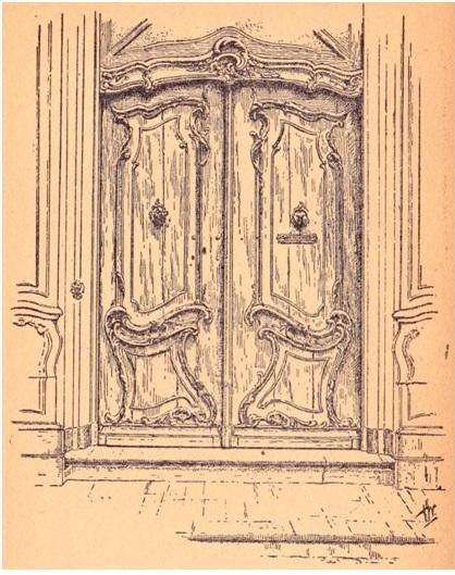 voordeur ruitstraat 10