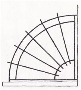 voorbeeld erfascheding hekwerk 1