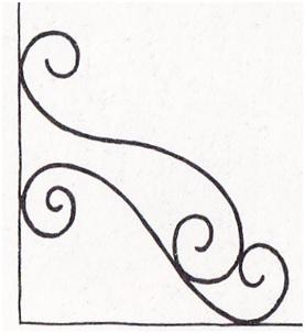 voorbeeld erfafscheiding hekwerk 2