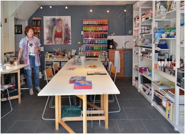 la grange het atelier van marijke 4