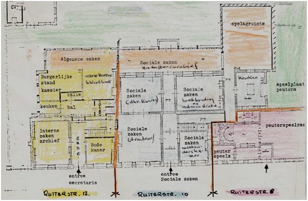 indeling-gemeentehuis-plattegrond-ruiterstraat-10